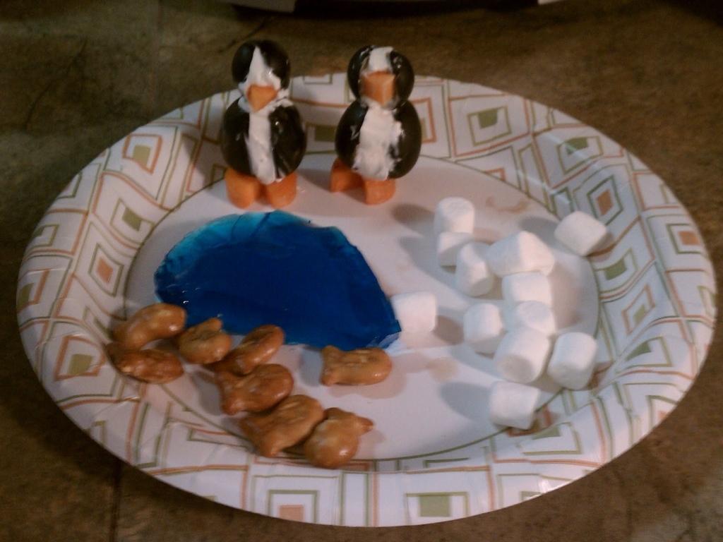Preschool Theme Penguins
