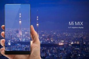 Spesifikasi Dan Harga Xiaomi Mi Mix Nano Berkonten video 360 derajat Terbaru Desember 2016
