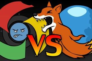 Kelebihan Mozilla Firefox Dibandingkan Google Chrome