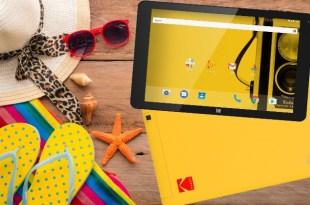 Kodak Luncurkan Dua Tablet Android Baru