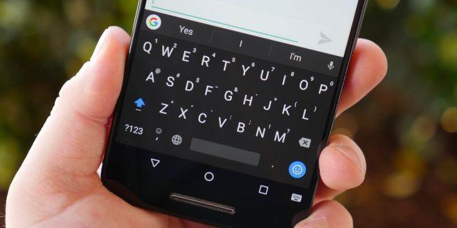 cara mudah mengatasi keyboard error android