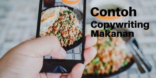 Contoh Copywriting Makanan