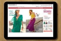 LOOKBOOK INDISPENSABLES FEMME 3SUISSES.FR / 2011
