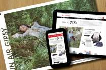 rédaction rédaction multicanal conception rédaction rédaction magalogues rédaction mobile rédaction site internet rédaction de contenus éditoriaux Céline Plunian accroches 3Suisses