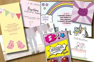 rédaction rédaction multicanal conception rédaction créations de cartes d'invitations rédaction créations graphiques Céline Plunian freelance 3Suisses