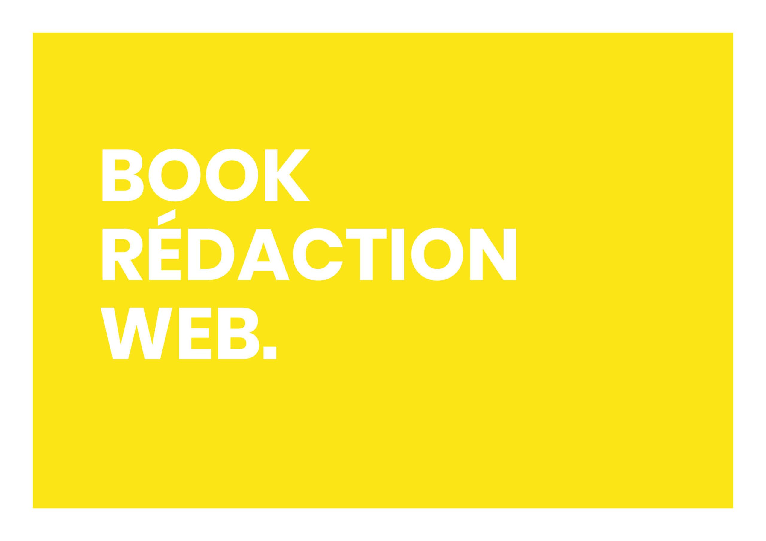 book rédaction web le mot magique