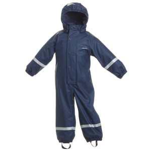 BMS-combinaison-pluie-neige-bebe-enfant-ciré-double-polaire-impermeable-marine