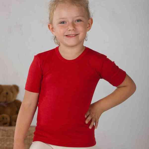 Cosilana tshirt-laine-merinos-bio-soie