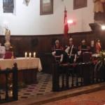 pompiers communion