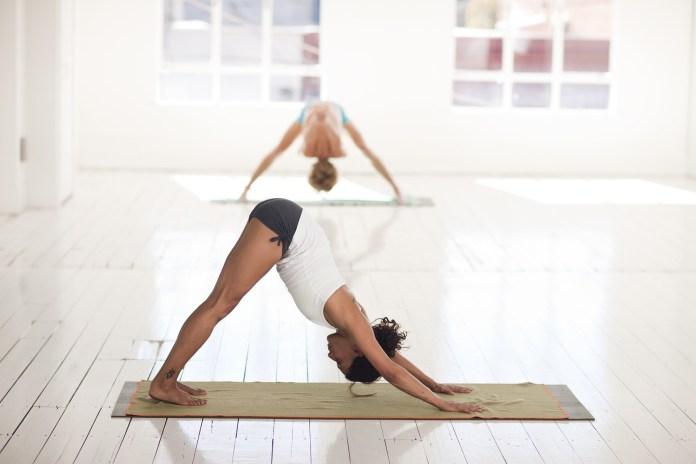 yoga-salutation
