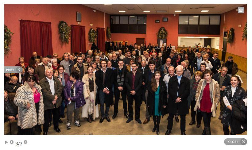 Ovation aux vœux municipaux pour Les Brigandes, la « secte d'ultra-droite » de la Salvetat (Hérault)