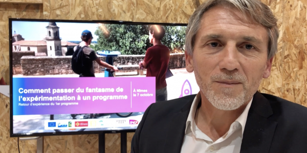 Emmanuel Bobin, CEO Open Tourism Lab