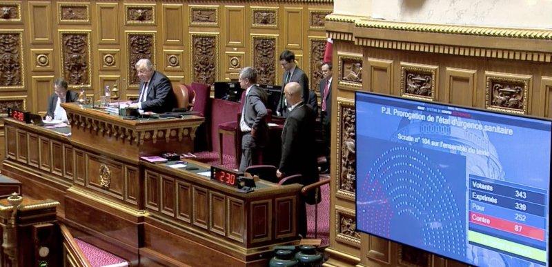 Sénat CMP 9 mai 2020