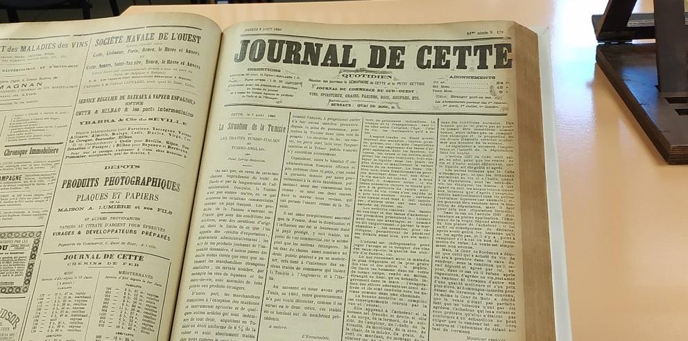 Archives Sète