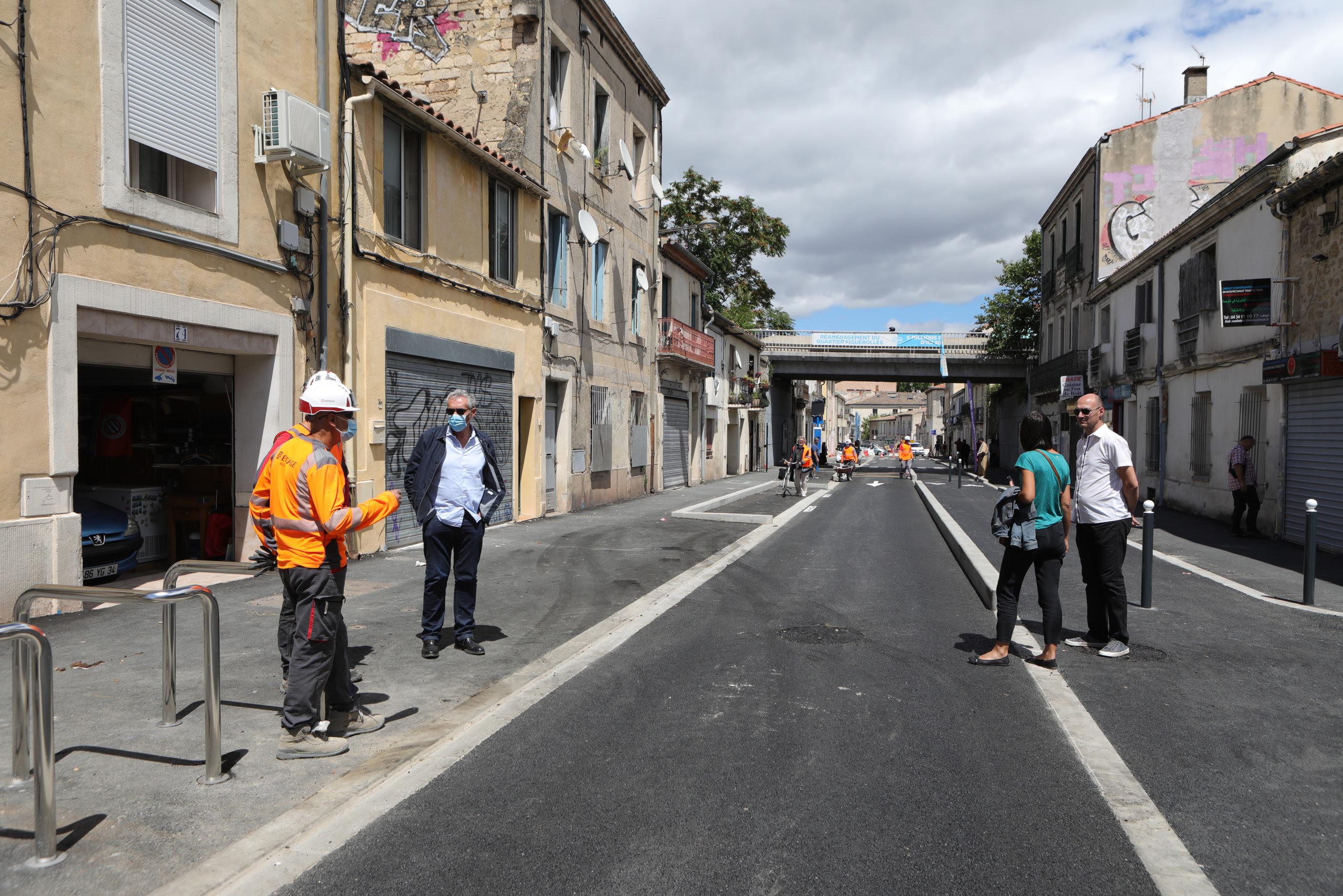Piste cyclable Photo Ville de Montpellier ©ChristopheRuiz