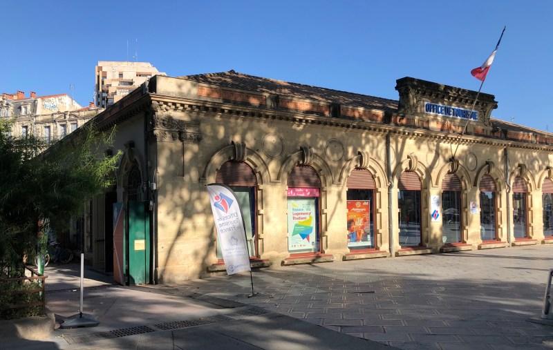 Office de tourisme Montpellier