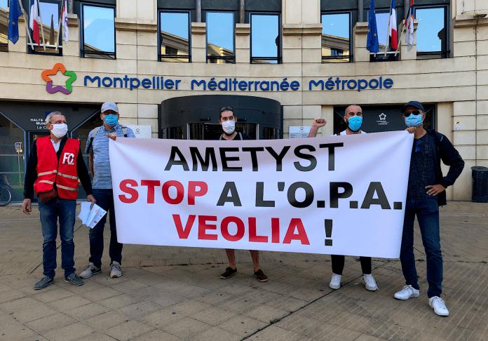 Salariés Ametyst Montpellier photo ©JPVallespir