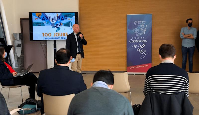 Castelnau-le-Lez 100 jours d'actions