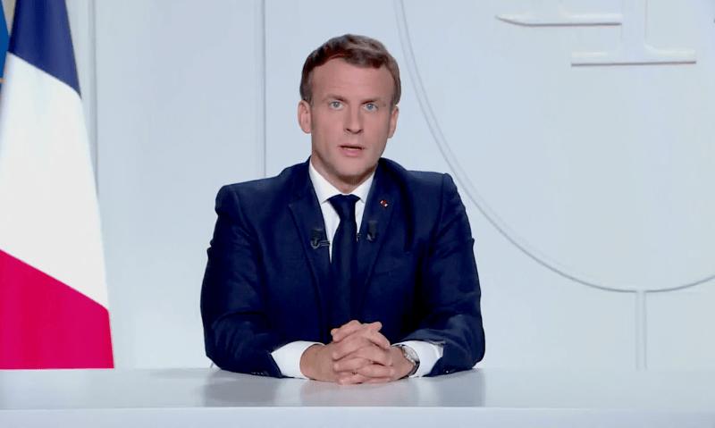Emmanuel Macron 28 octobre 2020 intervention télévisée