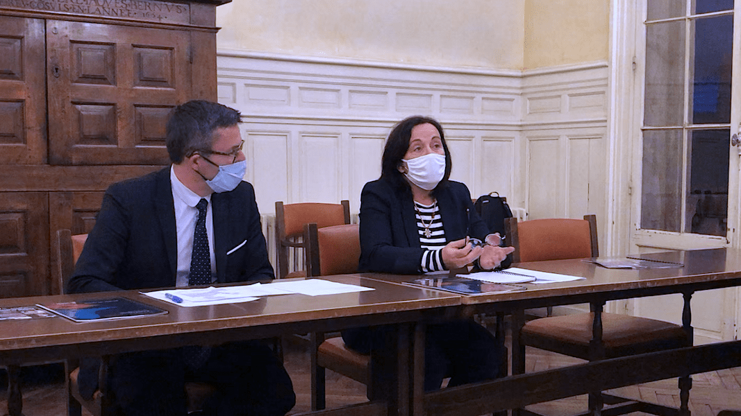 Frontignan, présentation du FIRN 2021