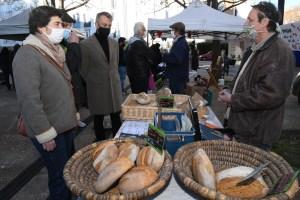 Montpellier un nouveau marché paysan ©Cécile Marson