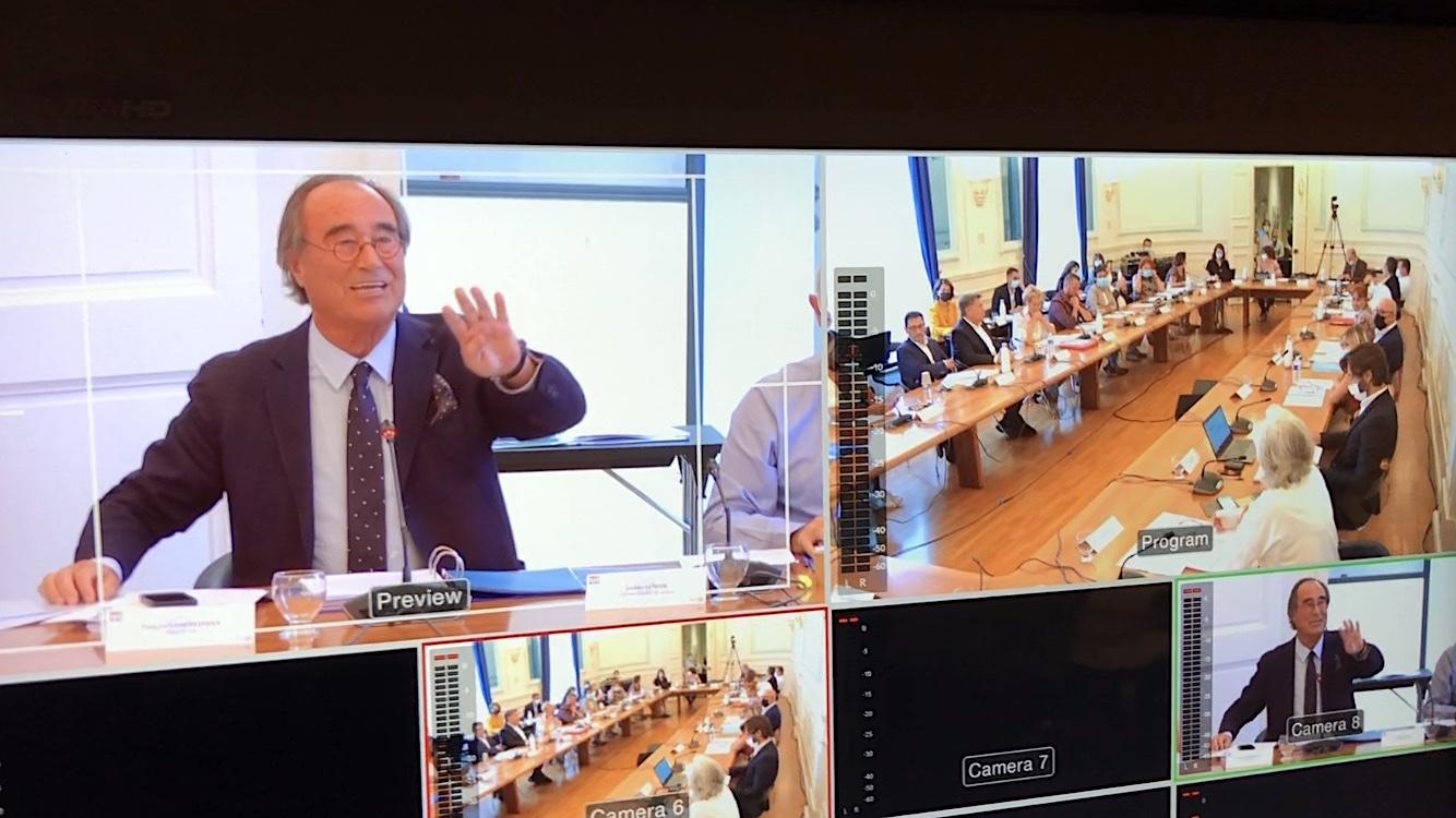 Sète, conseil municipal du 27 septembre 2021 (©JPV)