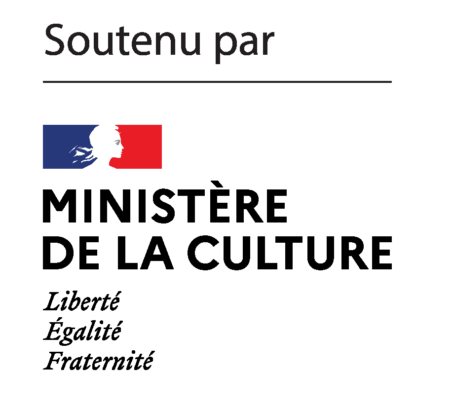 Soutenu par le Ministère de la Culture