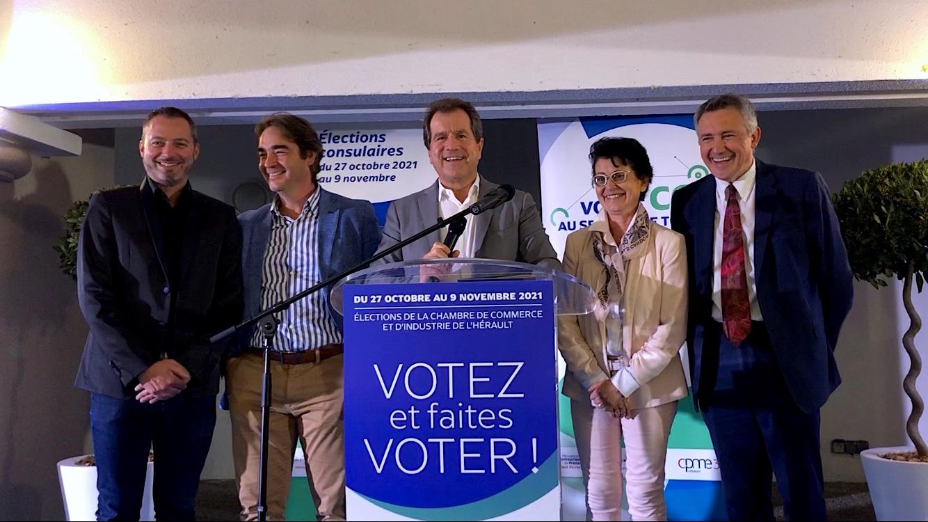 André Deljarry en meeting à Sète (©JPV)