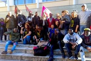Montpellier, sommet Afrique-France - arrestations de militants de collectifs de sans-papiers