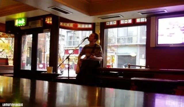 birra al Temple bar