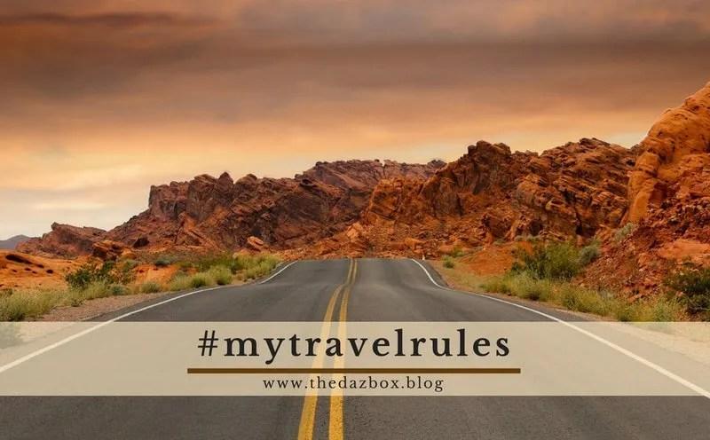 #MyTravelRules