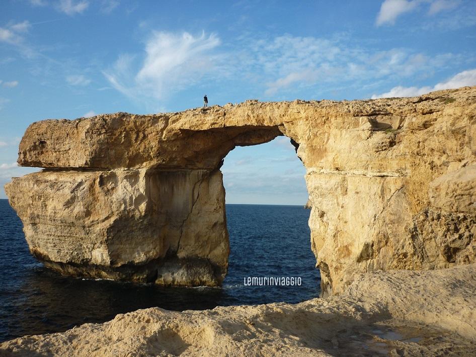 Malta Azure Window la finestra azzurra ha chiuso Lemurinviaggio