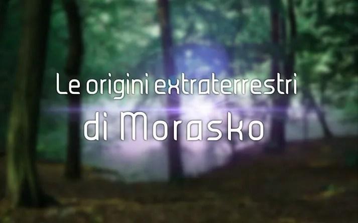 Le origini extraterrestri di Morasko
