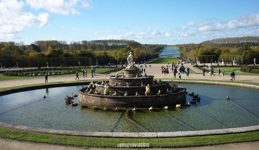 Giardini della Reggia di Versailles