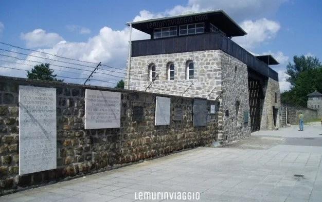 Campo di concentramento nazista di Mauthausen