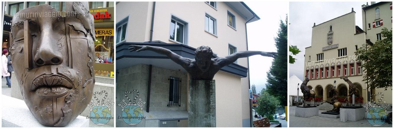 Arte moderna in Liechtenstein