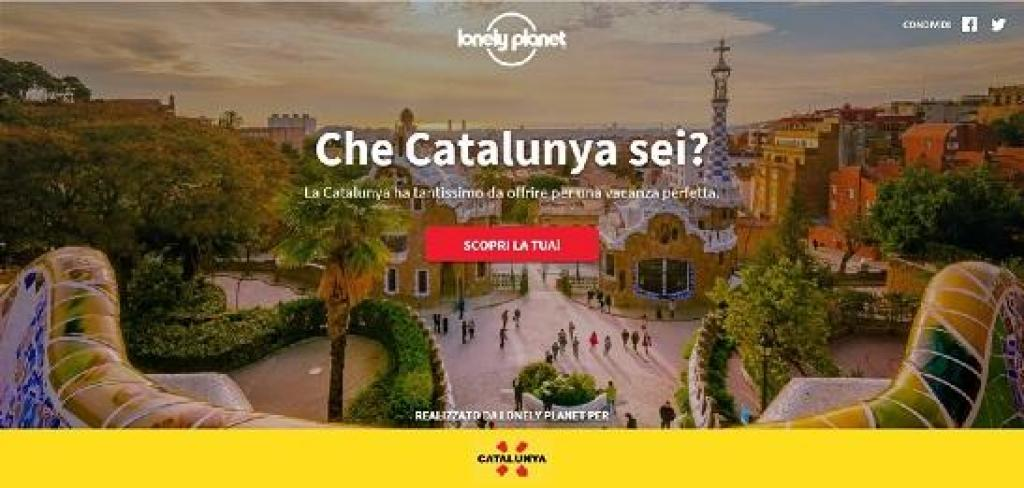 gratis Catalunya Lonely Planet