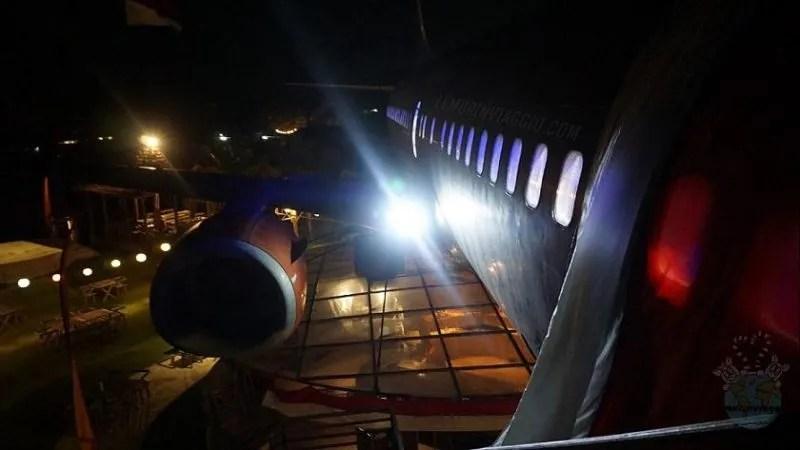Aeropark Keramas e altri aerei abbandonati a Bali