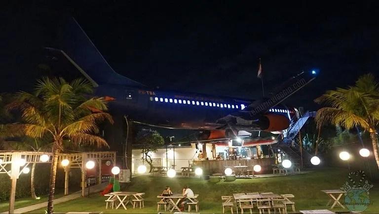 Dove mangiare a Bali ristorante Aeropark Keramas a Bali