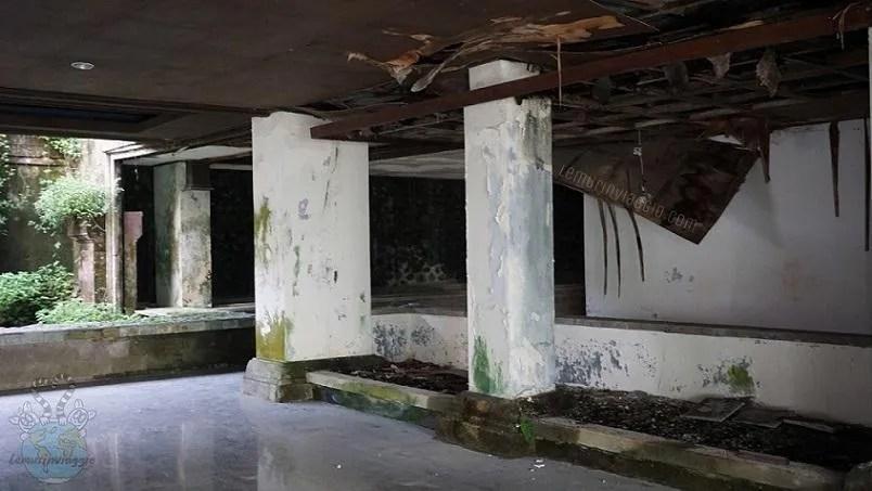 Leggende e misteri del Palazzo Fantasma di Bali