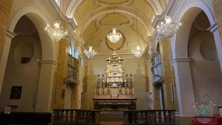 Lampadari della chiesa di San Marco