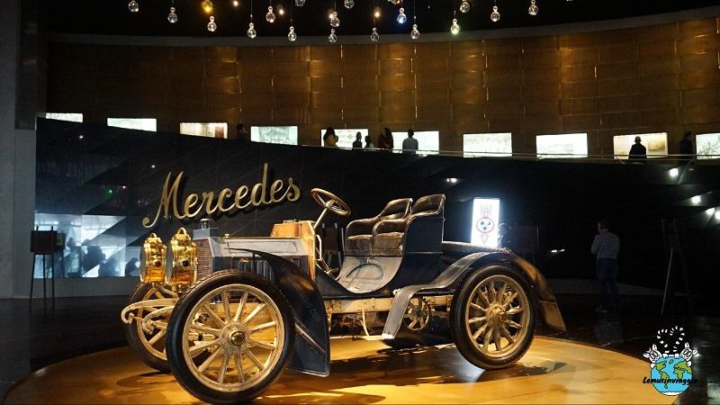 Museo Mercedes a Stoccarda