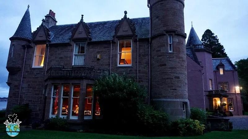 storia di Lady Isobel del Bunchrew house in Scozia