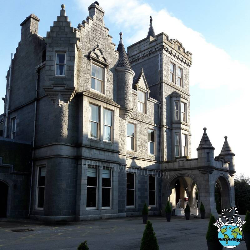 Mercure Ardoe House ad Aberdeen Scozia