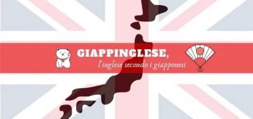 Giappinglese l'inglese secondo i giapponesi
