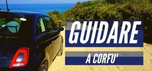Guidare a Corfù
