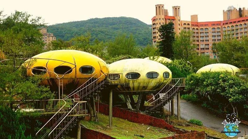 il mistero degli ufo abbandonati a Taiwan