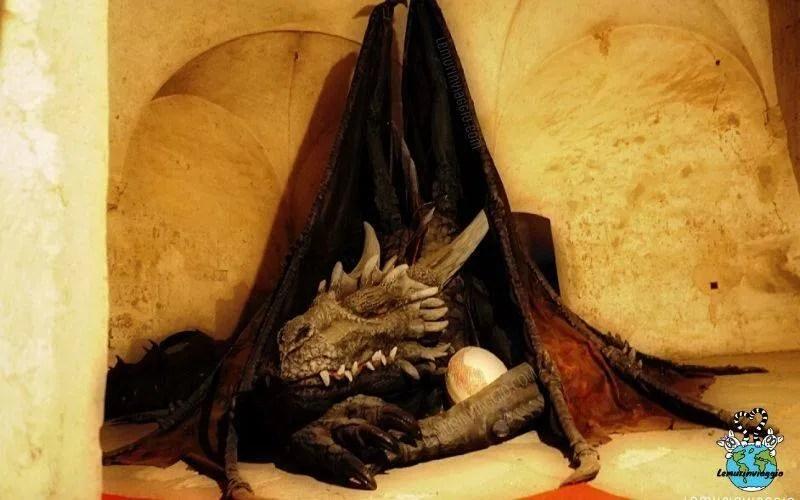 Fantastika e il risveglio del drago Fyrstan