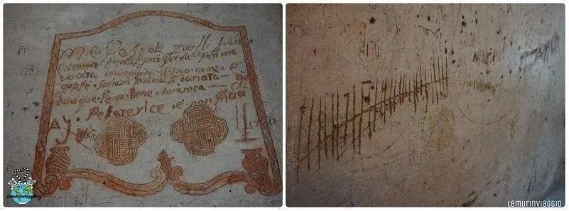 Graffiti nelle prigioni di Dozza