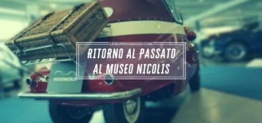 Ritorno al passato al Museo Nicolis di Verona - Lemurinviaggio